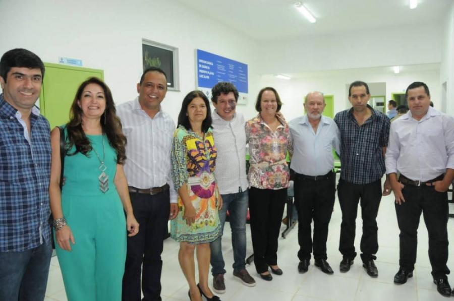 Martins Soares inaugura UBS modelo para a região